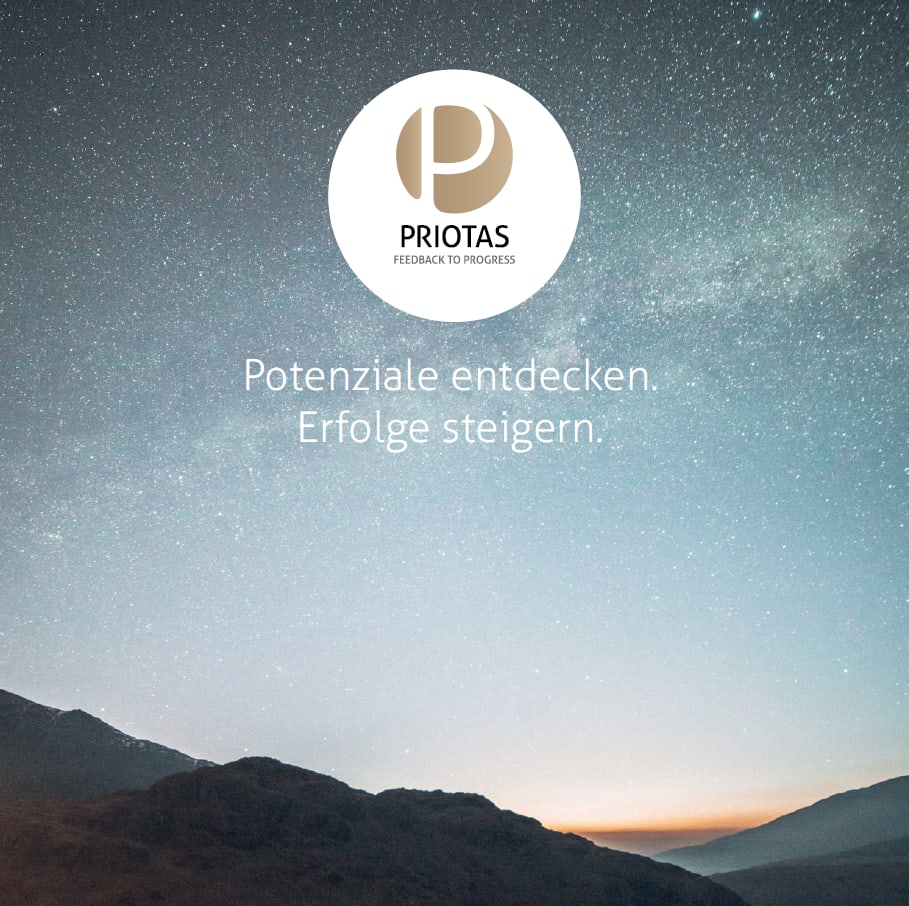 Priotas Imagebroschüre (deutsch)