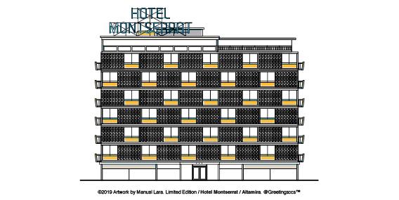 GC-14 | Hotel Montserrat