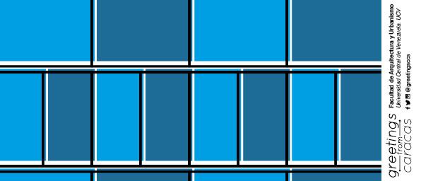 GC-08 | Diseño Facultad de Arquitectura y Urbanismo – UCV