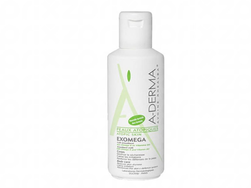 A-Derma Exomega Control Loción Facial y Corporal para Piel con Tendencia Atópica 400 ml