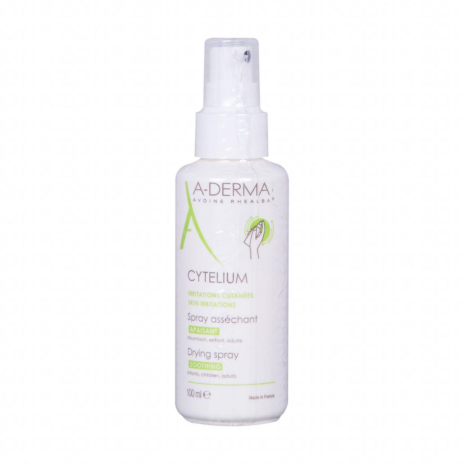 A-Derma Cytelium Spray Secante Para Piel Irritada 100 ml