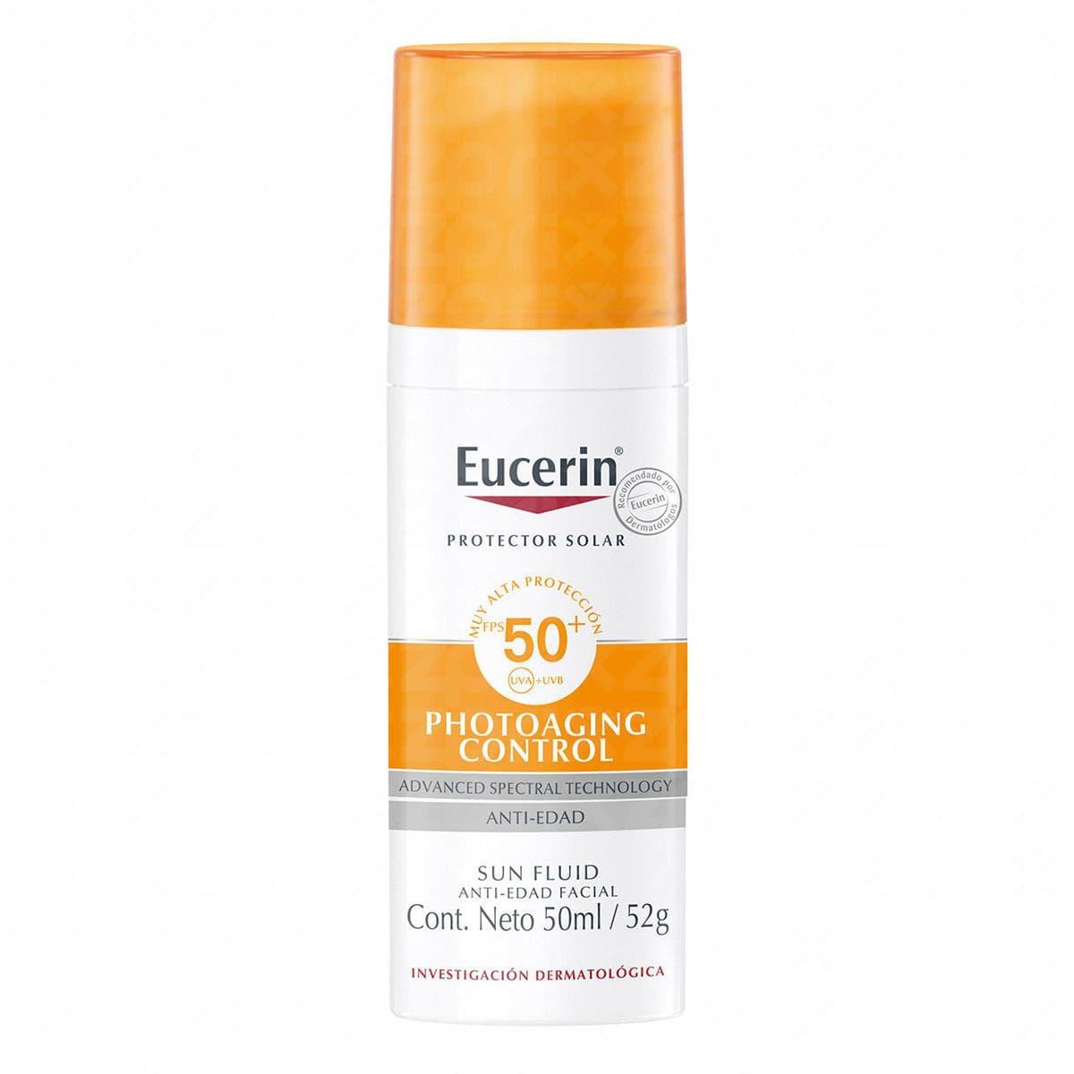 Eucerin Sun face antiage SPF 50 con 50 ml