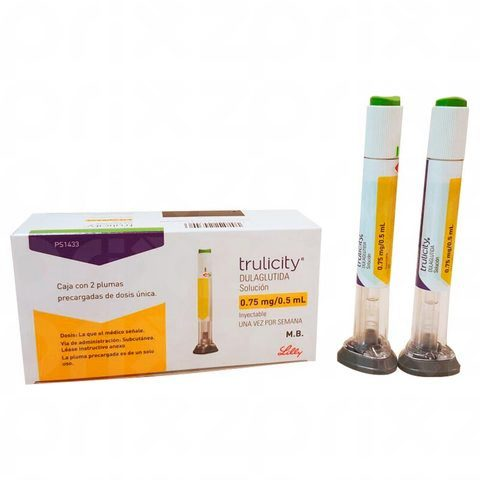 Trulicity 0.75 mg 0.5 ml