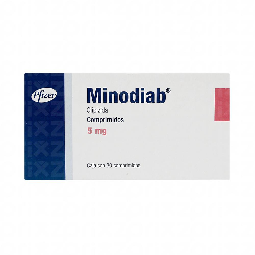 Minodiab 5 Mg. Oral 30