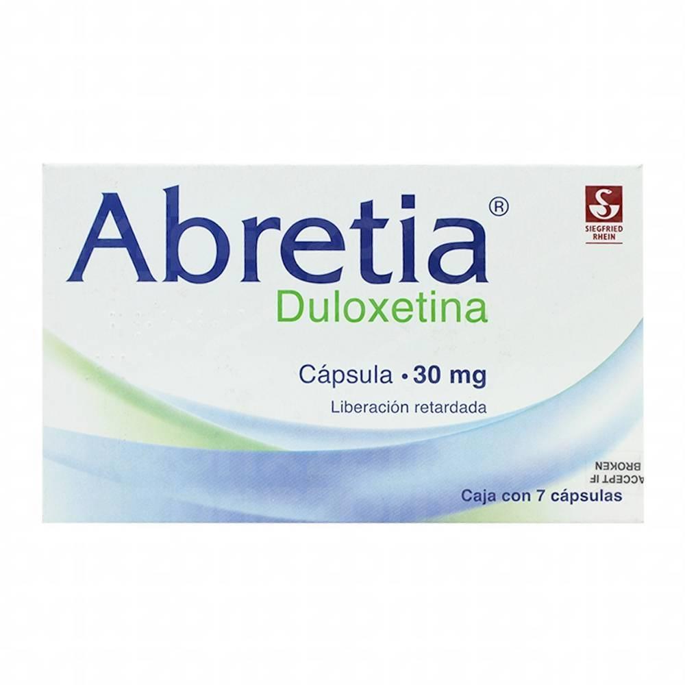 Abretia 30 mg 7 comprimidos