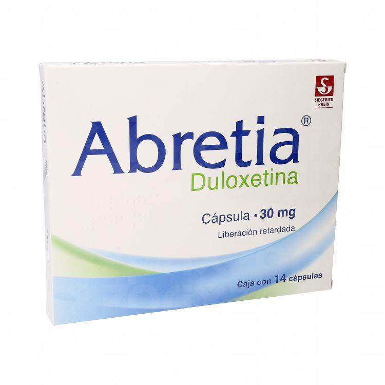 Abretia 30 mg 14 comprimidos