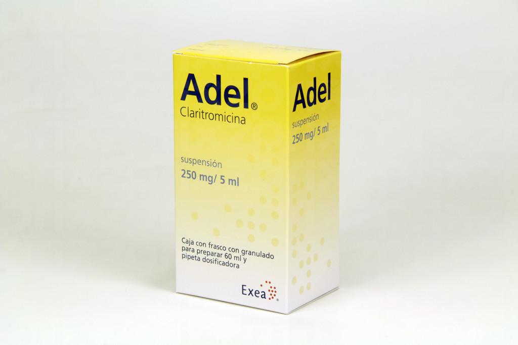 Adel 250 Mg Oral 60 Ml En Suspension Smart Club