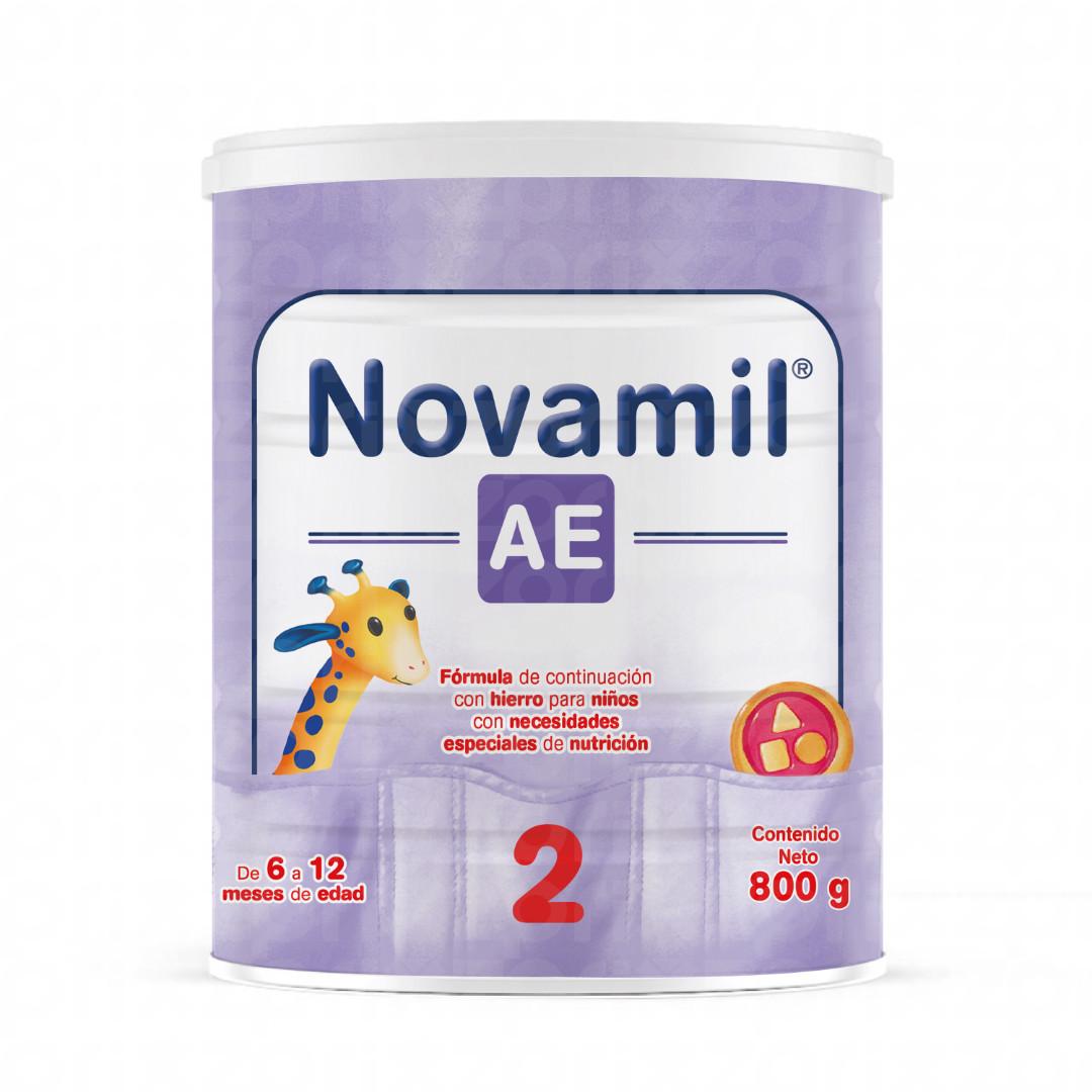 Leche Novamil Ae 2 800 G Lata