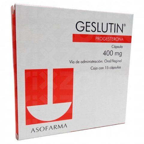 Geslutin 400 mg 15 perlas