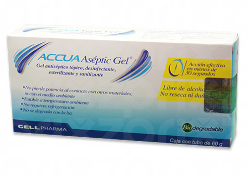 Accua Aseptic Gel 60g