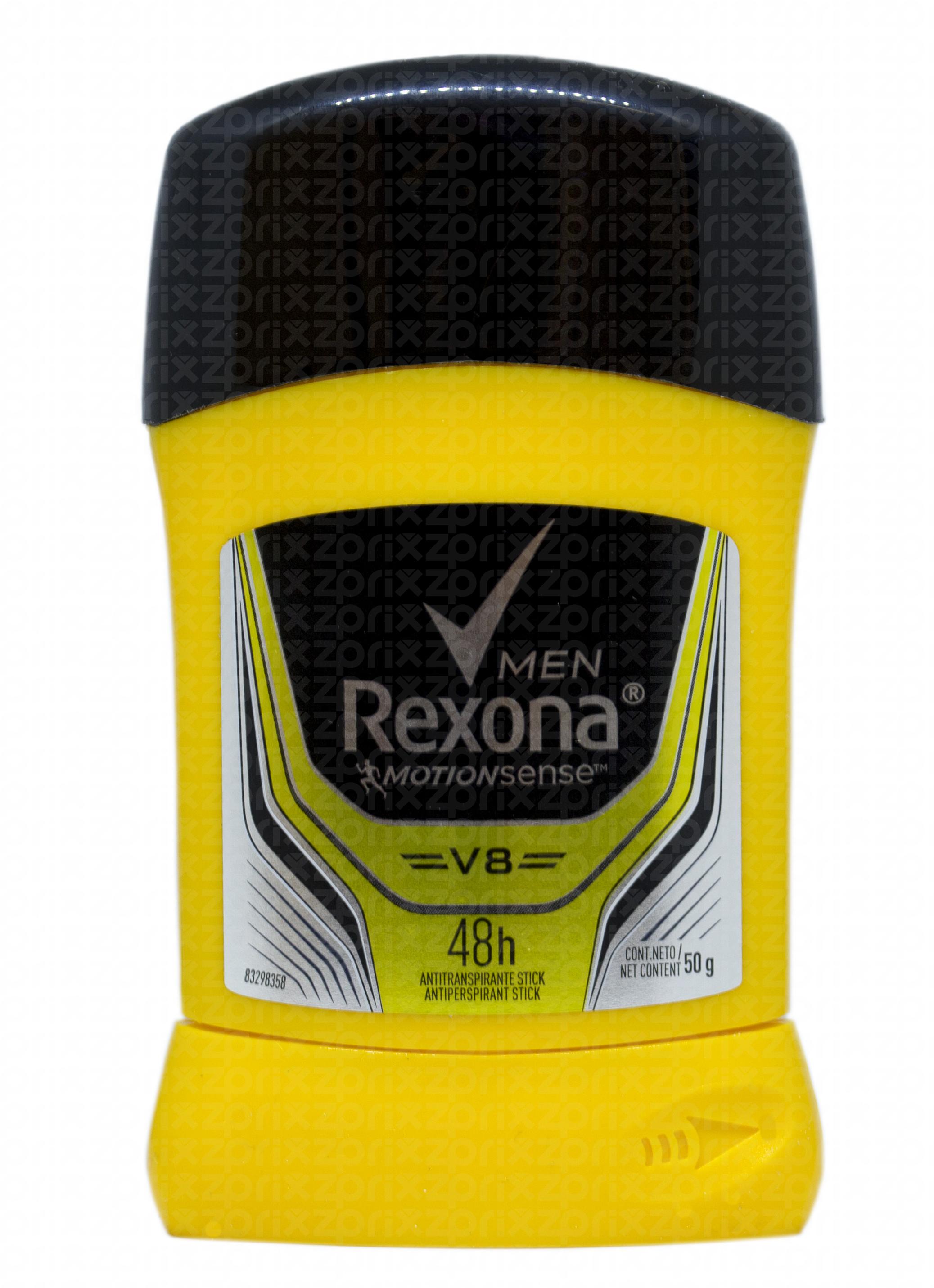 Antitranspirante Rexona V8 para hombre 50 gr