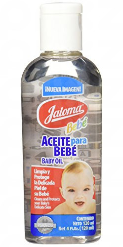 Aceite Jaloma Baby Oil 120 Ml.