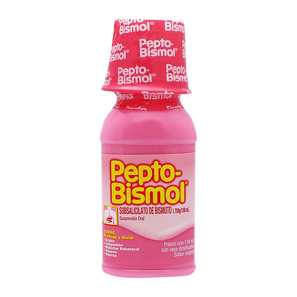 Comprar Pepto Bismol 118 Ml 1 Frasco