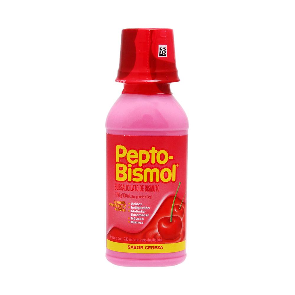 Comprar Pepto Bismol Cereza 1 Frasco Liquido 236 Ml