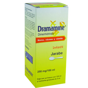 Comprar Dramamine 1 Frasco Solucion 120 Ml