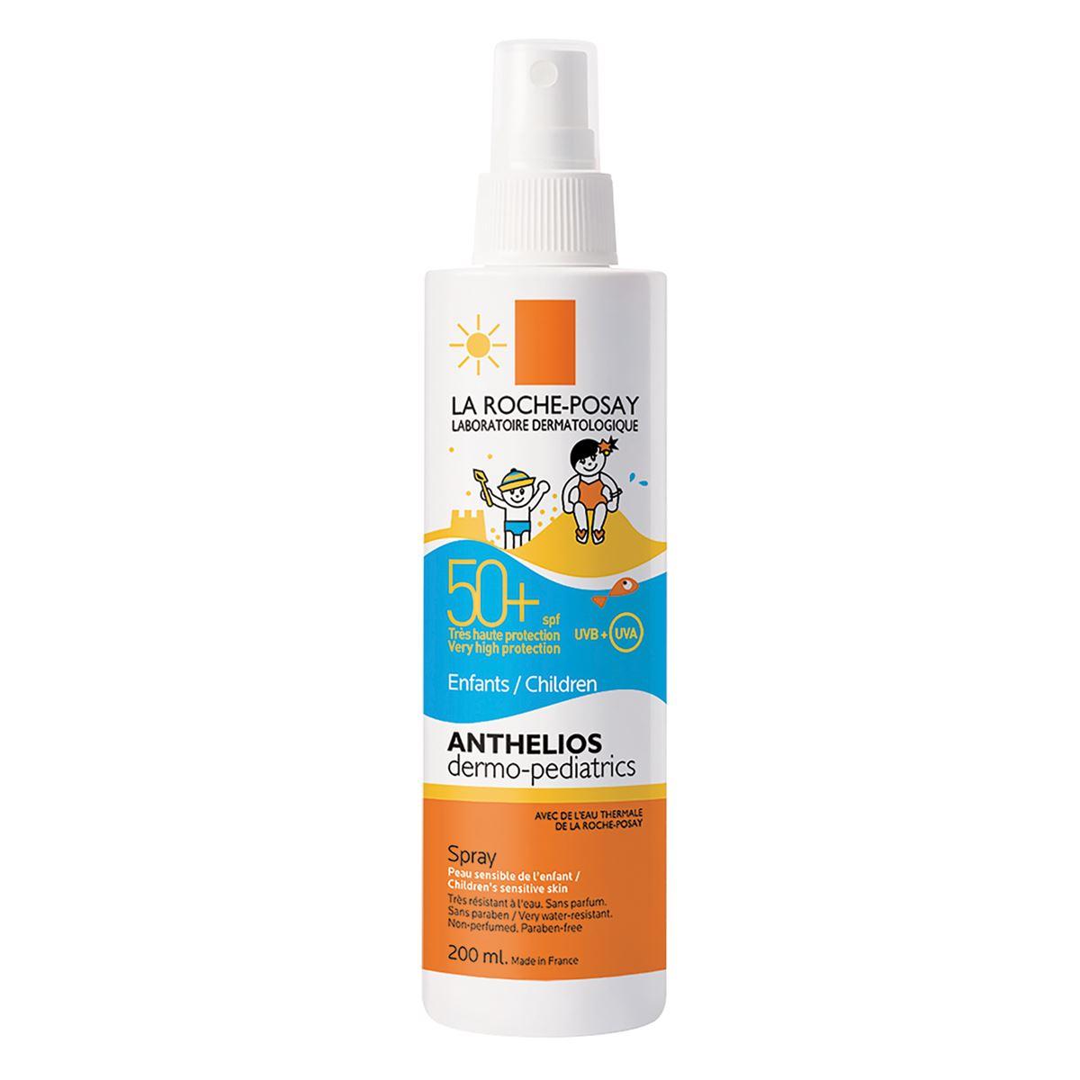 Comprar Anthelios Dermo-Ped Spray Fps50Y 1 Frasco Spray 200 Ml