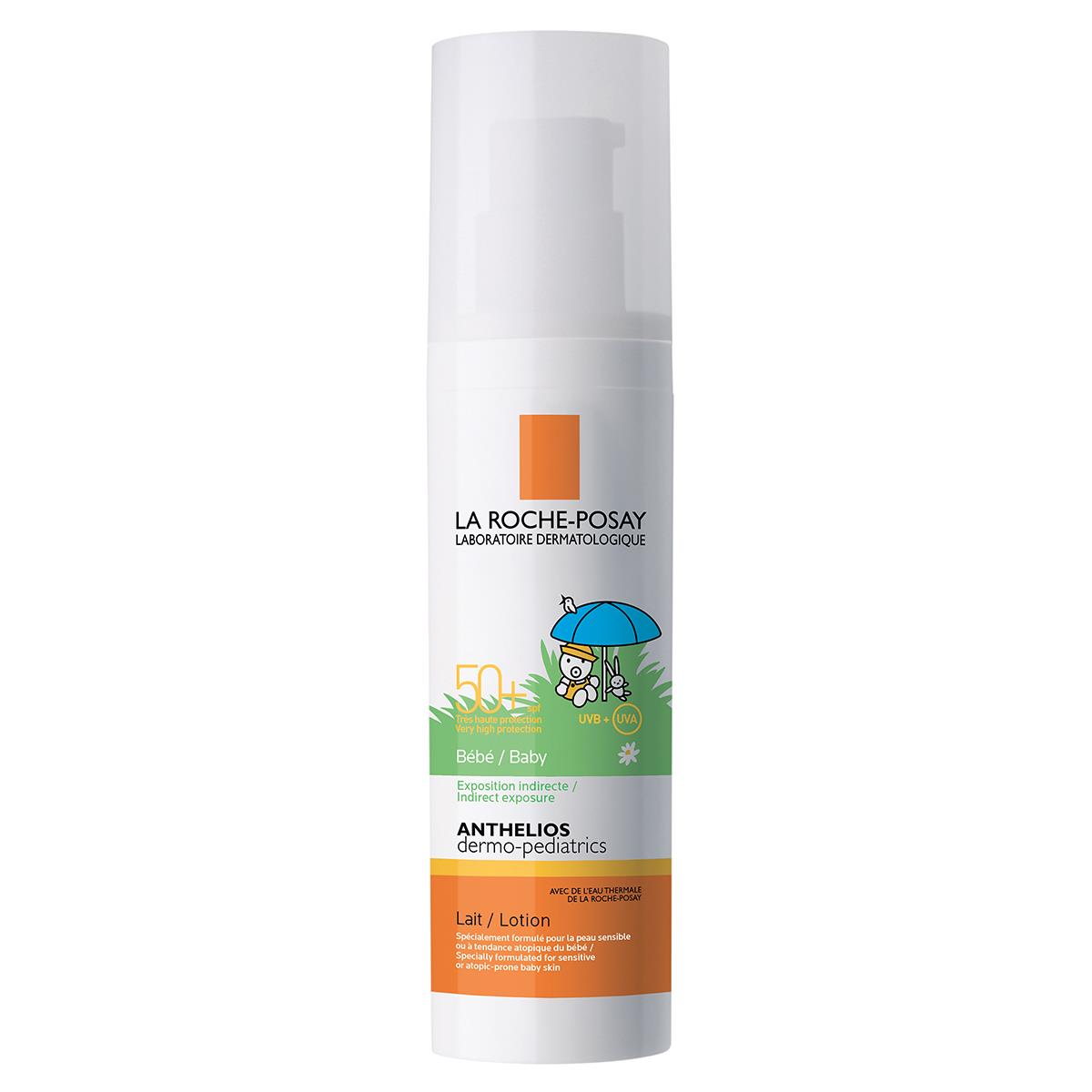 Comprar Anthelios Fps50Y Dermo-Pediat 1 Frasco Locion 50 Ml