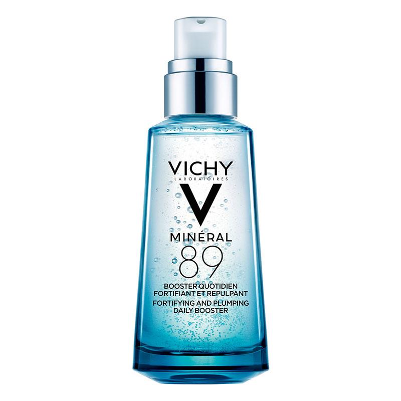 Vichy Mineral 89 Concentrado Fortificante Y Reconstructor 1 Botella Solucion 50 Ml