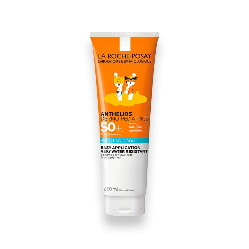 Comprar Anthelios Dermoped Wet Skin Fps 50 1 Tubo Gel-Locion 250 Ml