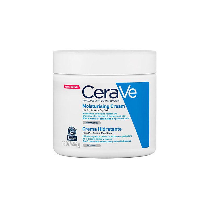Cerave Hidratante 1 Frasco Crema 454 Gr