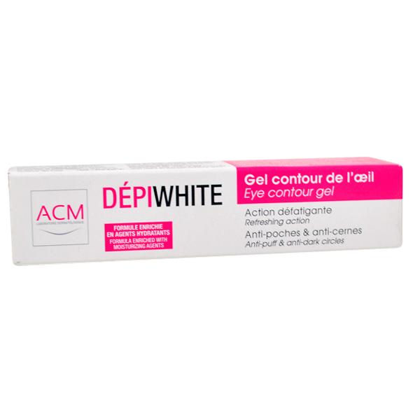 Comprar Acm Depiwhite Contorno De Ojos 1 Tubo Gel 15 Ml