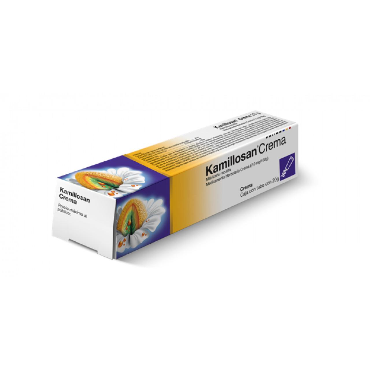 Comprar Kamillosan 20 Gr 1 Tubo Crema