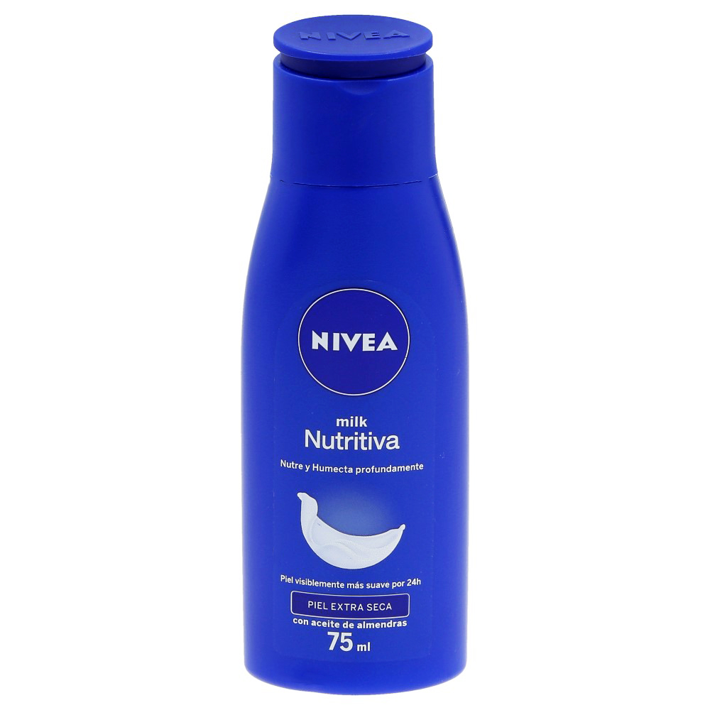 Nivea Body Milk 75 Ml