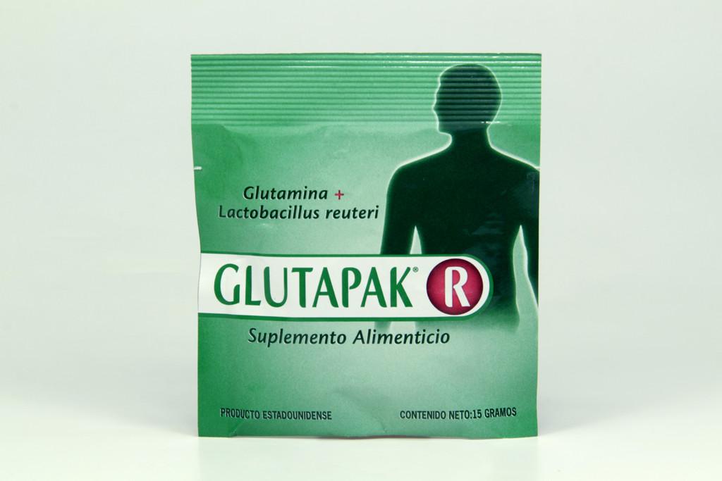 Comprar Glutapak R Polvo Caja 1 Sobre 15 Gr