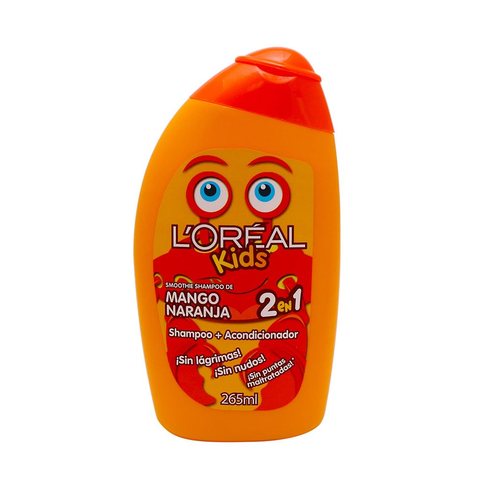 Comprar Kids Smoothie Mango Naranja 2 En 1 1 Botella Shampoo 265 Ml