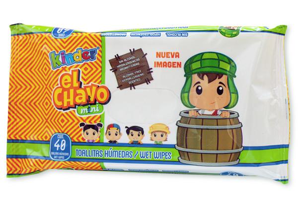 Comprar El Chavo Bebe Toa 1 Paquete
