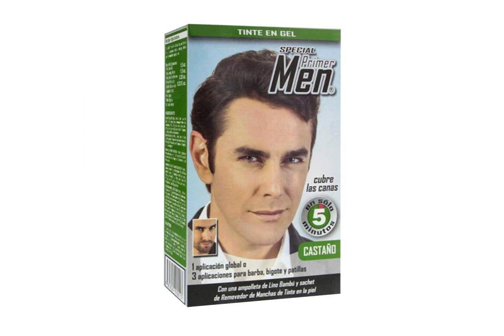 Comprar Primer Men Castaño 1 Botella Shampoo 85 Ml
