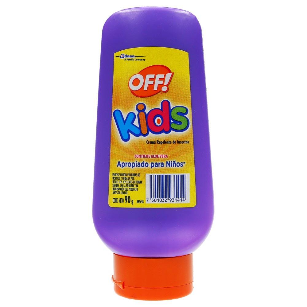 Comprar Off Kids Repelente 1 Frasco Crema 90 Gr