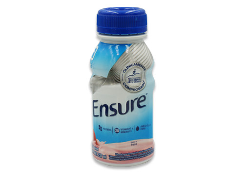 ENSURE FRESA 1 FRASCO 237 ML