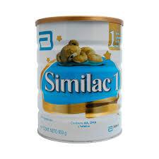 Comprar Similac 1 850 Gr 1 Bote