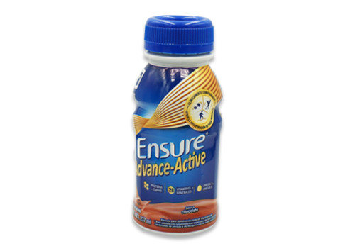 Comprar online ENSURE ADVANCE CHOCOLATE 1 FRASCO 237 ML