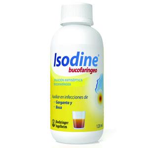Comprar Isodine Bucofaringeo 120 Ml 1 Frasco