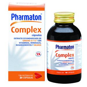 Comprar Pharmaton Complex Caja 30 Capsulas