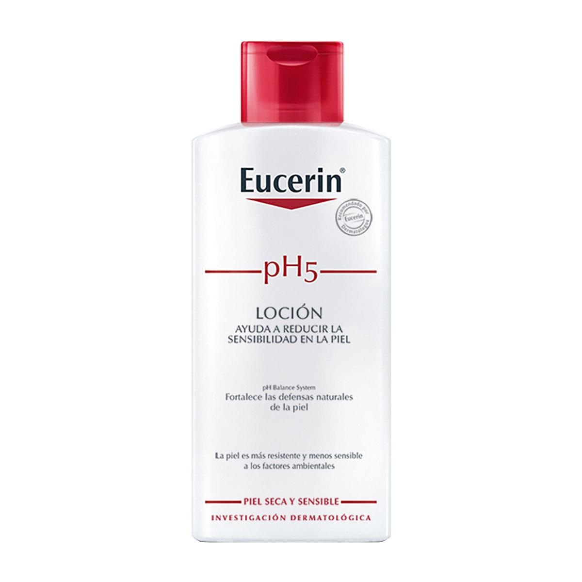 Eucerin Ph5 Crema 1 Botella Liquido 250 Ml