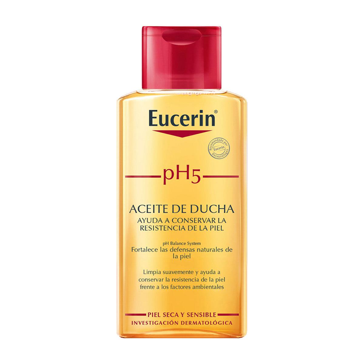 Eucerin Ph5 Lipid Duch Show Oil 1 Botella Liquido 200 Ml