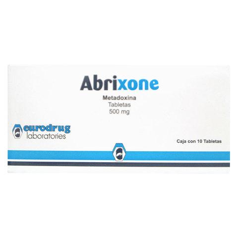 Comprar Abrixone 1Y2 500 Mg Caja 10 Tabletas