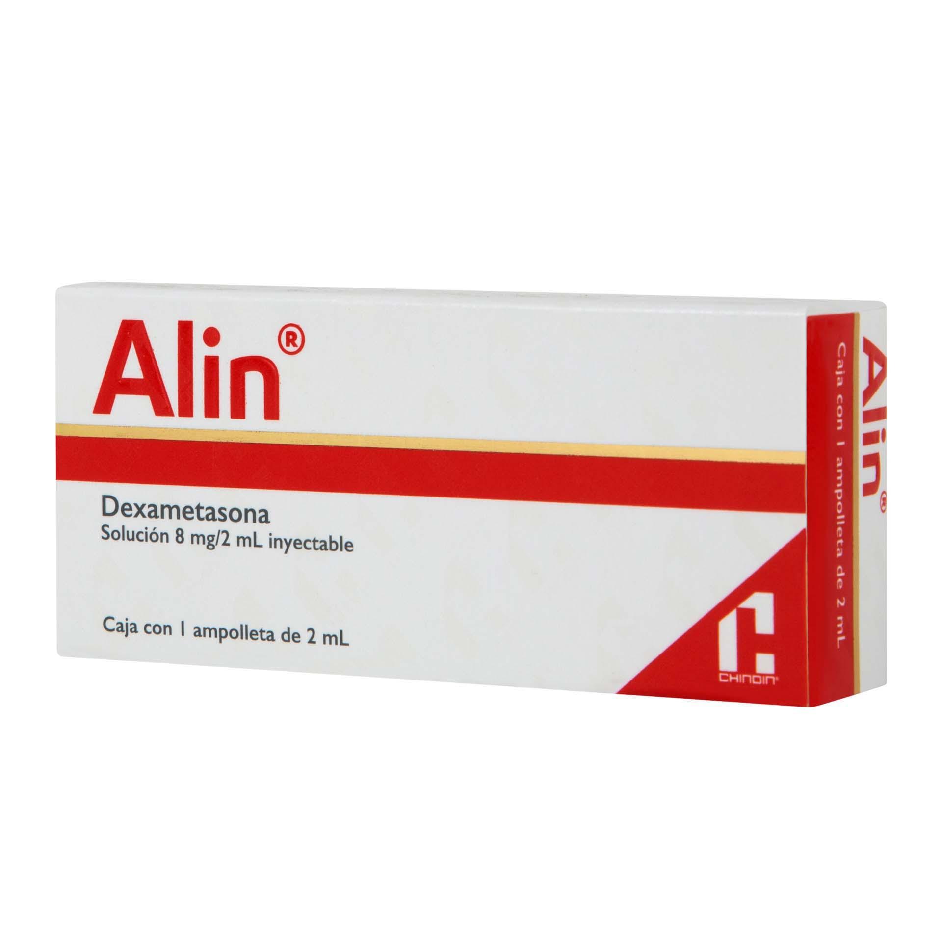 Comprar Alin 2 Ml Caja 1 Ampolleta 2 Ml