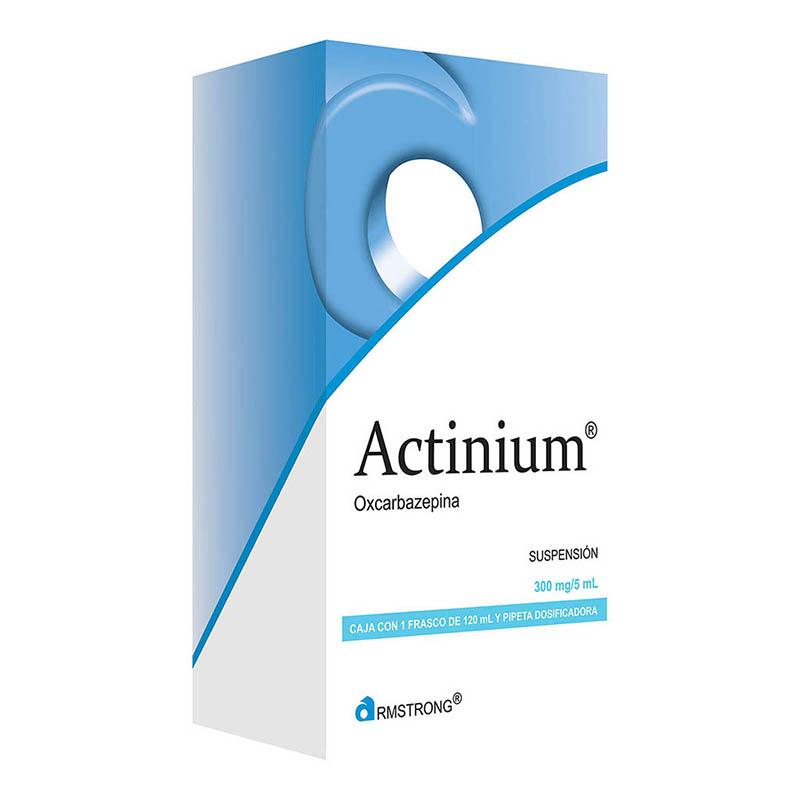 Comprar Actinium 300/5 Mg/Ml 1 Frasco Suspension 120 Ml