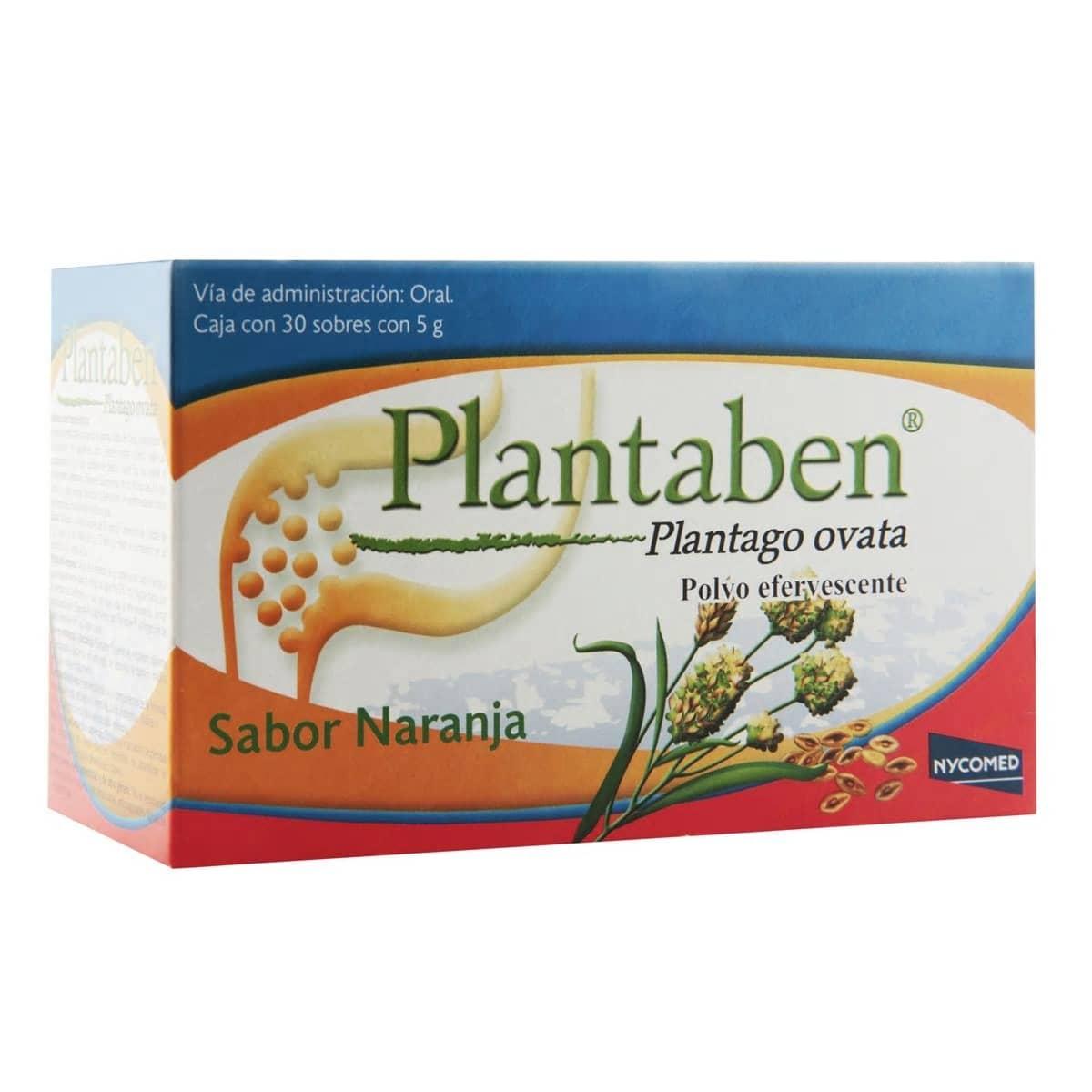 Comprar Plantaben Eferv Nja 5 Gr Caja 30 Sobres