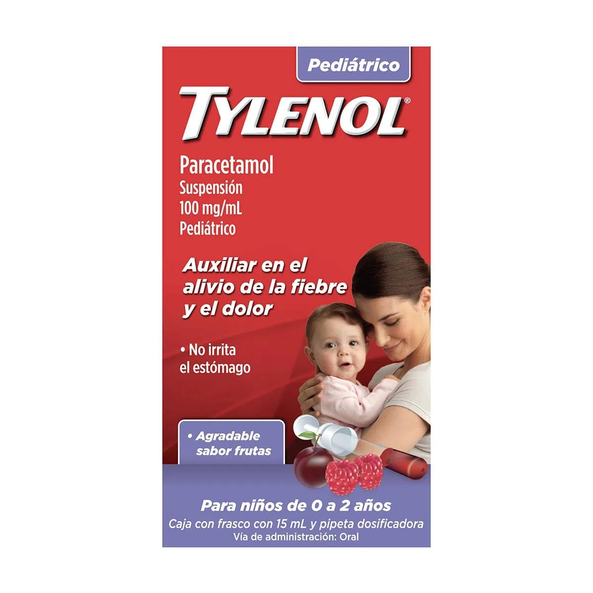 Comprar Tylenol Gotas 15 Mg 1 Frasco Jarabe