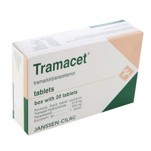 Comprar Tramacet 37.5 Mg Caja 20 Tabletas