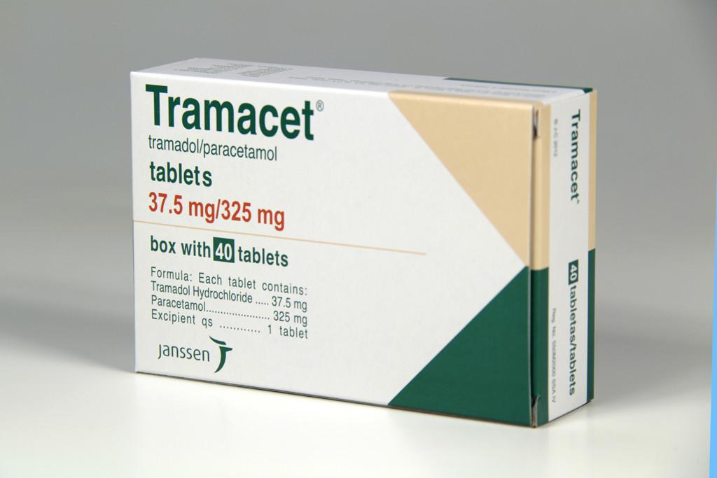 Comprar Tramacet 37.5 Mg Caja 40 Tabletas