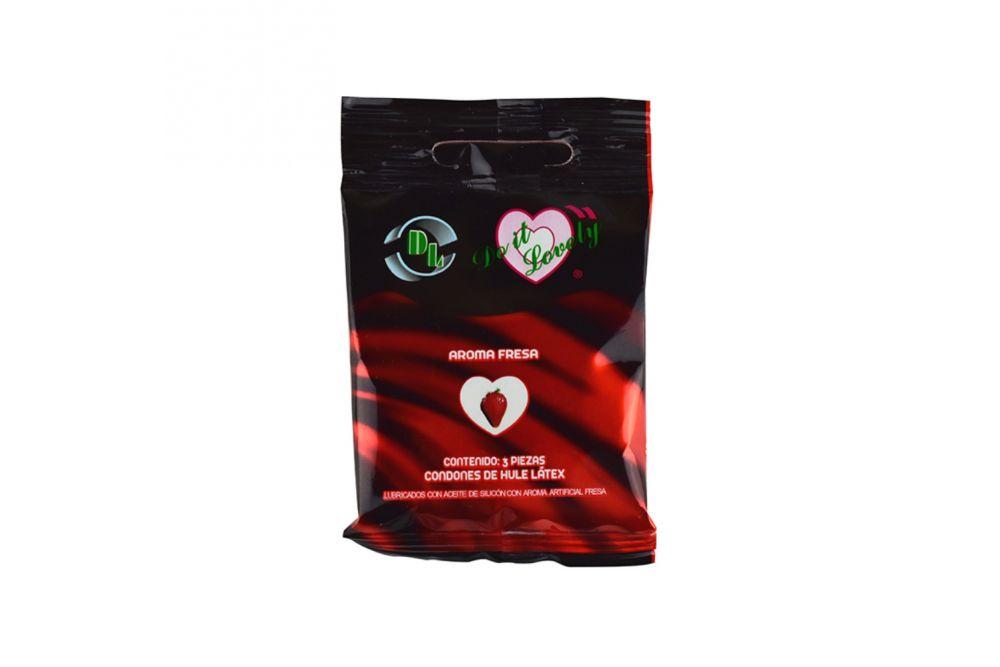 Comprar D-L Fesa Preservativo 1 Bolsa 3 Piezas