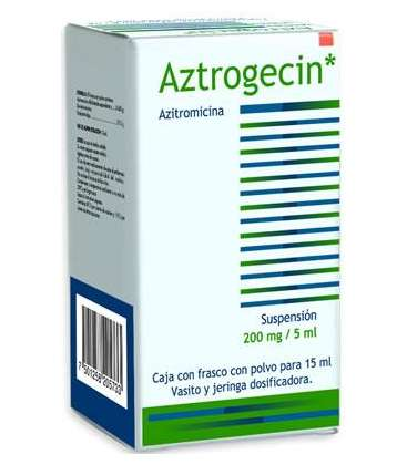 Comprar Azitromiocina 200 M 1 Frasco Suspension