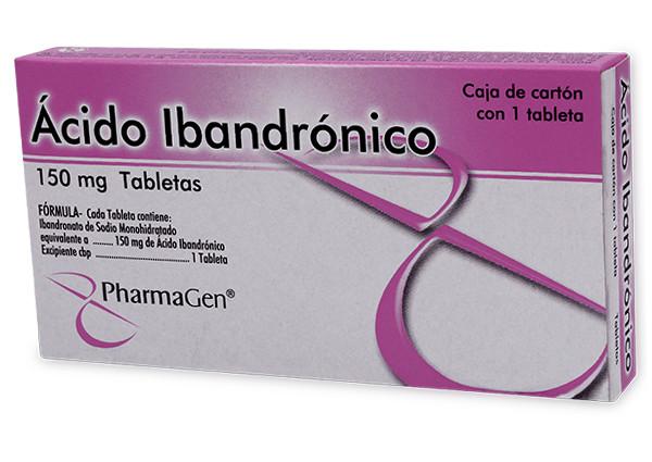 ACIDO IBANDRONICO 1 TAB 150 MG
