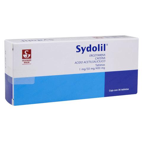Comprar Sydolil 1 Mg 1 Caja 36 Tabletas
